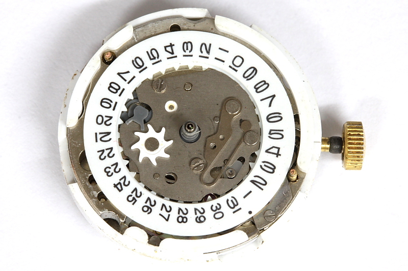 Detalles de Citizen 21 jewels 6651 movement for parts/restore - 123934