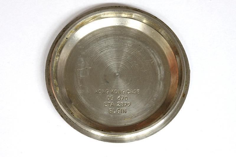boitier NOS neuf de stock pour mouvement ETA 2879 2824 lot horlogerie